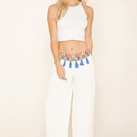 Z and L Europe Tassel Culottes | Forever 21 - 2000171724