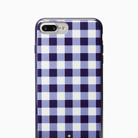 gingham iphone cases 7 & 8 plus case | Kate Spade New York