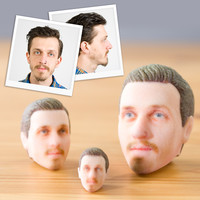 3D Printed Heads