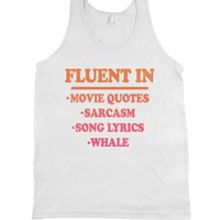 White Tank | Best Gifts For Girlfriends Shirts