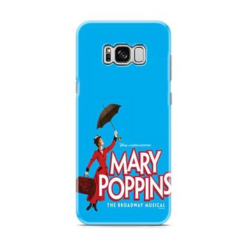 Mary Poppins The Broadway Musical Samsung Galaxy S8   Galaxy S8 Plus Case
