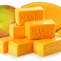 Lush Cosmetics' You've Been Mangoed Bath Melt