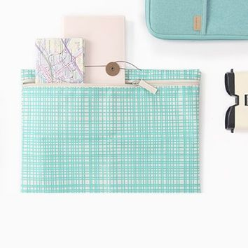 MochiThings: Mint Large Multi Pouch