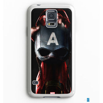 Marvel Word Are Over Samsung Galaxy S7 Edge Case Aneend