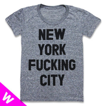 New York Fucking City (women)