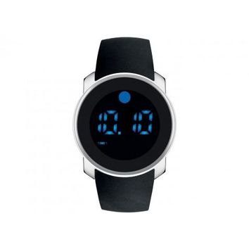 Movado Bold Digital Touch Silicone Watch 3600146