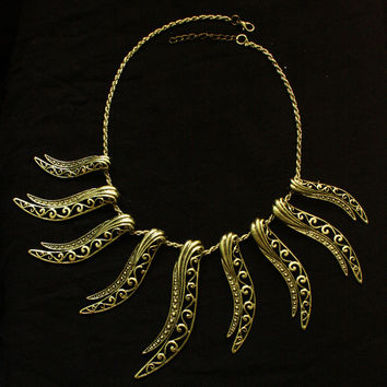 Tribal Necklace, Indian Ethnic Jewelry