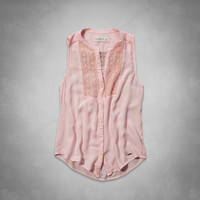 Bailey Sleeveless Shirt