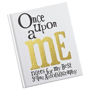 """""""Once Upon a Me"""" Journal"""