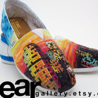 Custom TOMS- Cityscape of Denver