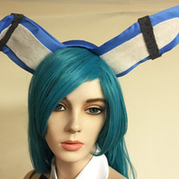 Toy Bonnie Cosplay Ears from Five Nights at Freddy's