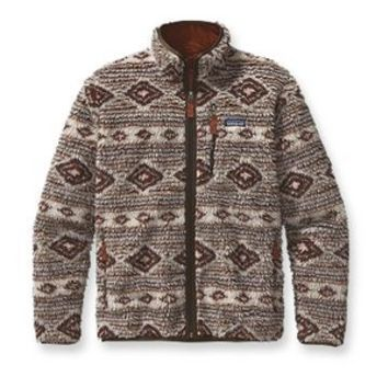 Patagonia Classic Retro-X Mens Cardigan in Choolie Natural (23060-CNL)