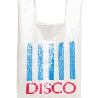 ASHISH   Disco Sequin Embroidered Bag   Browns fashion & designer clothes & clothing