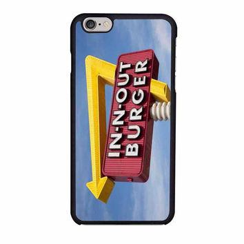 in n out burger funny iphone 6 6s 4 4s 5 5s 6 plus cases