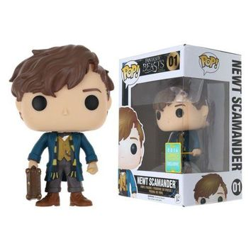 Fantastic Beasts and Where to Find Them Vinyl Figure Toys Kids Gift