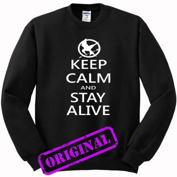hunger games quotes for sweater black, sweatshirt black unisex adult