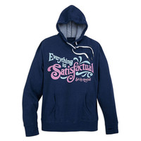 Splash Mountain Pullover Hoodie for Women