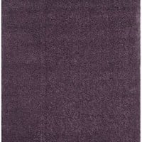 Safavieh Arizona Shag ASG820P Purple Rug
