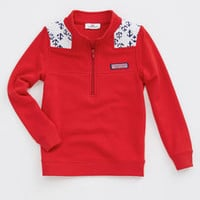 Girls Anchor Print Shep Shirt