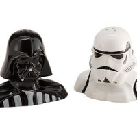 Darth Vader and Stormtrooper Salt and Pepper Shakers - Star Wars Other Miscellaneous