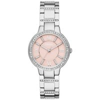 Fossil Women's ES3504 Virginia Silver Watch | Overstock.com Shopping - The Best Deals on Fossil Women's Watches