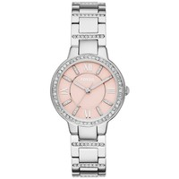 Fossil Women's ES3504 Virginia Silver Watch   Overstock.com Shopping - The Best Deals on Fossil Women's Watches