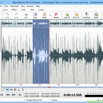 WavePad 6.52 Crack & Sound Editor Serial Key