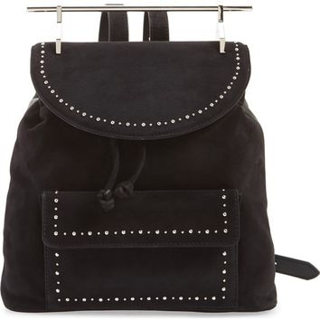 M2Malletier Mini Studded Suede Backpack | Nordstrom