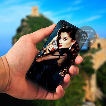 Ariana Grande case for LG Nexus|HTC One|Samsung Galaxy S3,S4,S5|Note 2,3 P1C |iPod 4th 5th|iPhone 5,5s,5c,4,4s,6,6+