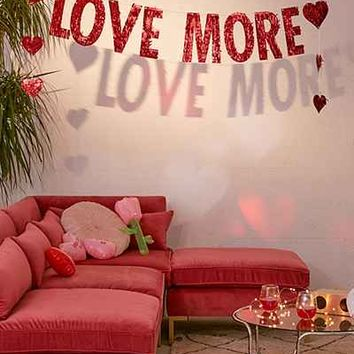Love More Banner - Urban Outfitters