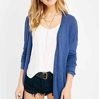 LA Made Buttoned Cardigan-