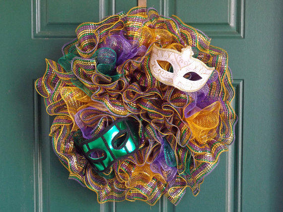 delete all photos from iphone mardi gras deco mesh ruffle wreath with from 16855