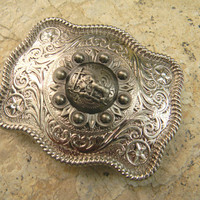 Praying Cowboy Belt Buckle, Horse Buckle, Cowboy Prayer Womens Mens Kids Western Belt Buckle, Custom Christian Belt Buckle, Cross Gift