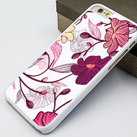 iphone 6 case,new iphone 6 plus case,personalized iphone 5s case,beautiful flower iphone 5c case,art flower iphone 5 case,geometrical flower iphone 4s case,floral iphone 4 case