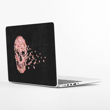 A Beautiful Death Laptop Skin