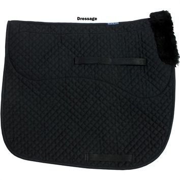 Circuit Sheepskin Square Saddle Pad | Dover Saddlery