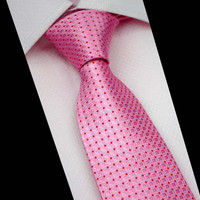 Fashion Business Suits Male Neckwear Tie Popular Men's Tie Cravats Brand Apparel Silk Jacquard Striped Ties Neckties