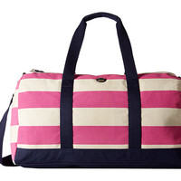 Tommy Hilfiger Medium Duffel Raspberry/Natural/Raspberry - 6pm.com