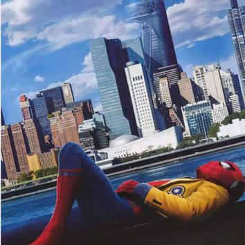 Spider-man Homecoming Movie Poster 24x36