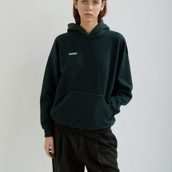 Inside-Out Fitted Hoodie by Vetements- La Garçonne