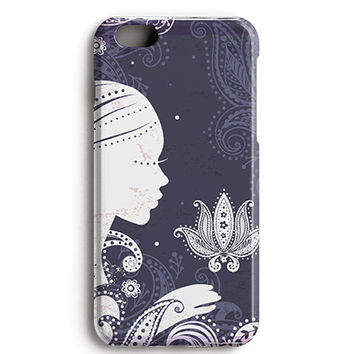 Paisley Lotus Gypsy Spiritual Phone Case