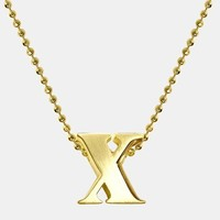 Women's Alex Woo 'Little Letters' Pendant Necklace
