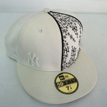 New Era 59Fifty NY New York Yankees Baseball Cap Size 7 7/8 62.5cm Hat NEW