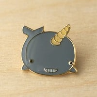 Narwhal Pin