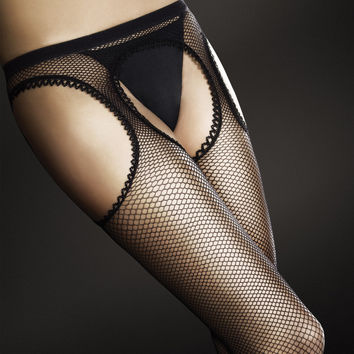Passion Fishnet Tights