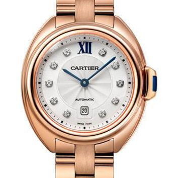 Cartier - Cle de Cartier 31mm - Pink Gold