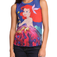 Disney The Little Mermaid Ariel Top