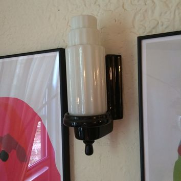 Art Deco Sconce fro Rejuvenation (Echo) - $50