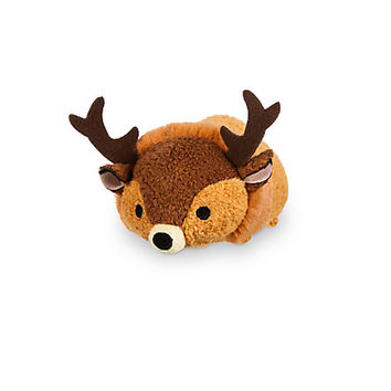 Disney Usa 75th Anniversary Bambi the Great Prince Mini Tsum Plush New with Tags