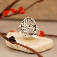 Branch Tree Ring Promotion Item by TeriLeeJewelry on Etsy